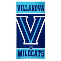 Villanova Wildcats Spectra Beach Towel