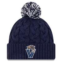 Villanova Wildcats New Era Women's Cozy Cable Knit Beanie