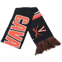 Virginia Cavaliers Top of the World Polar Scarf
