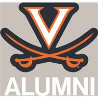 Virginia Cavaliers Transfer Decal - Alumni