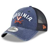 Virginia Cavaliers New Era 9Twenty Rugged Trucker Hat