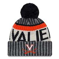 Virginia Cavaliers New Era Sport Knit Beanie