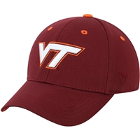 Virginia Tech Hokies Top of the World Rookie One-Fit Youth Hat