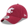 Washington State Cougars New Era 9Twenty Core Adjustable Hat