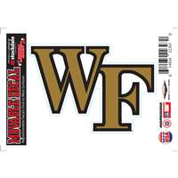 Wake Forest Demon Deacons Repositionable Vinyl Decal