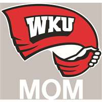Western Kentucky Hilltoppers Transfer Decal - Mom