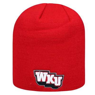 Western Kentucky Hilltoppers Top of the World EZ DOZIT Beanie