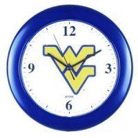 West Virginia Wall Clock