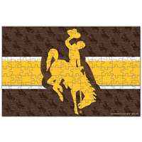 Wyoming Cowboys 150 Piece Puzzle