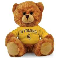 Wyoming Cowboys Stuffed Bear - 11""