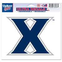 "Xavier Musketeers Ultra Decal 5"" x 6"""