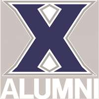 Xavier Musketeers Transfer Decal - Alumni