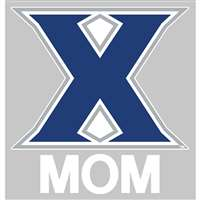 Xavier Musketeers Transfer Decal - Mom