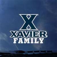 Xavier Musketeers Transfer Decal - Family